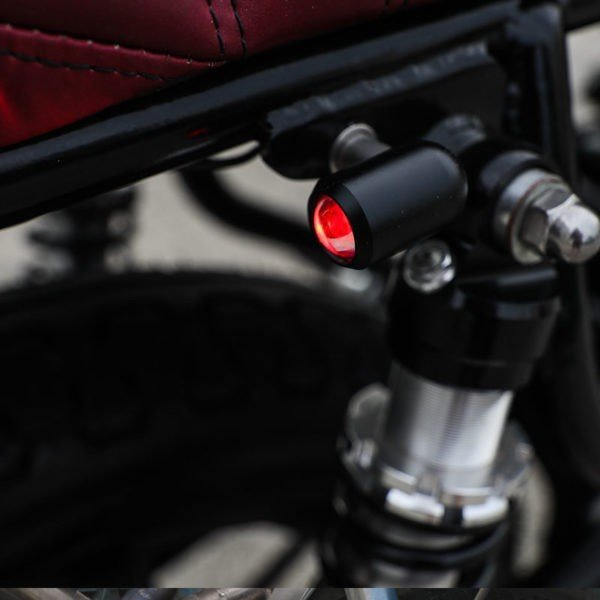 Brake Lights for Custom Motorcycle