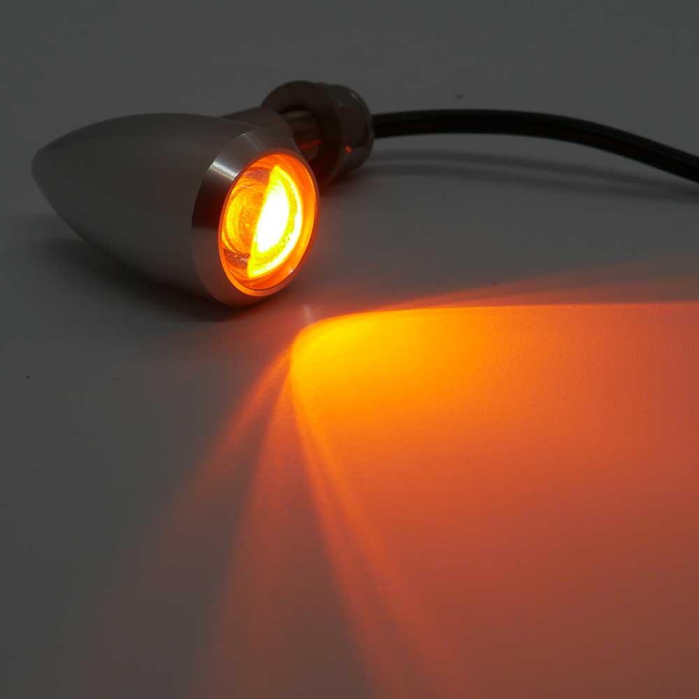 Hollow Tip Indicator Orange