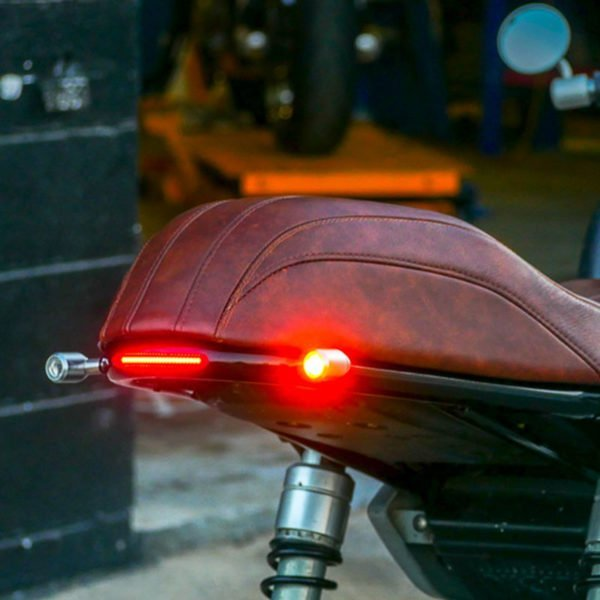 LED Blinkers for Custom Cafe racer