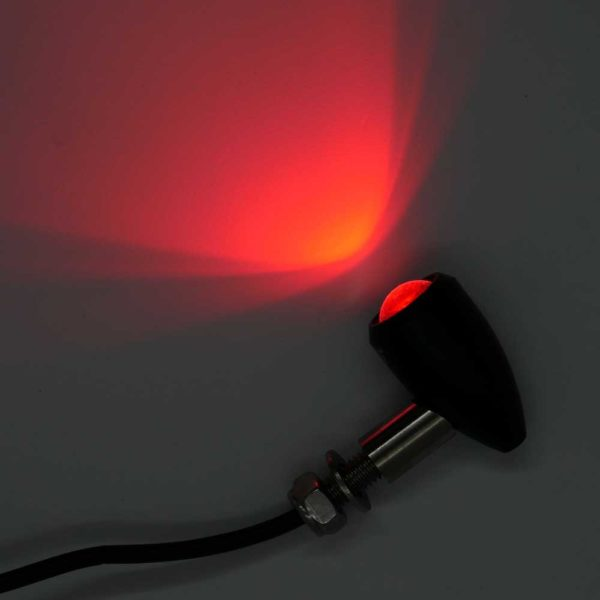 Motorcycle LED Blinker Red