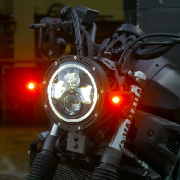 Motorcycle Turn Indicators