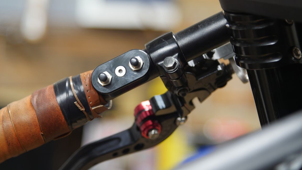 Handlebar Contour Switches