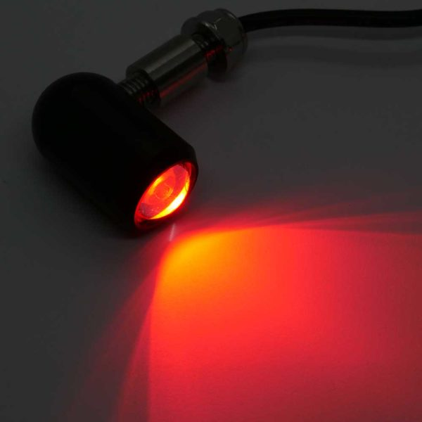 Red LED Indicator for Motorcycles