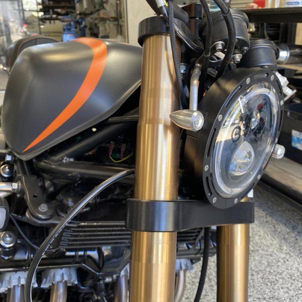 Motorcycle Hollow Tip Indicators