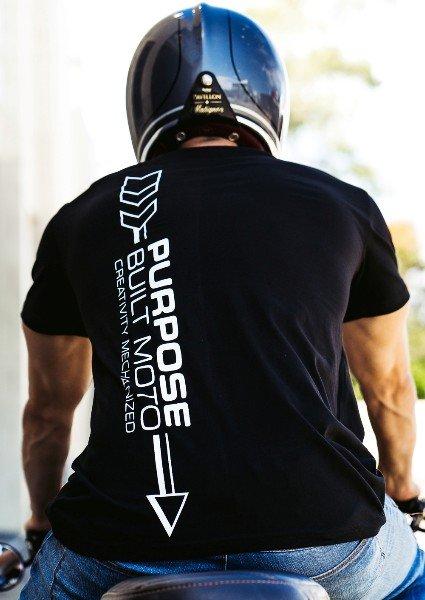 Cafe Racer tee shirt Australia Motorcycle apparrel