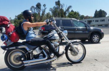 Harley Davidson Chopper Custom bobber