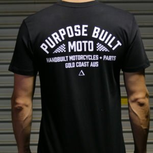 Purpose Built Moto shirt tee gold coast australia