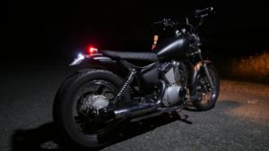 Custom Motorcycle Photography