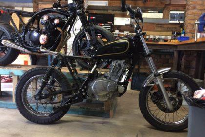 Cafe racer gold coast scrambler custom bike builds