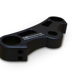 CNC Machined top triple clamp quote