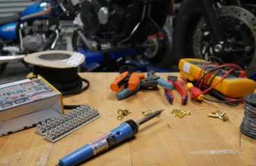 how to re wire a motorcycle