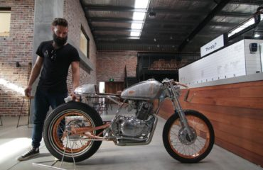 Custom motorcycle Gold coast Cafe racer