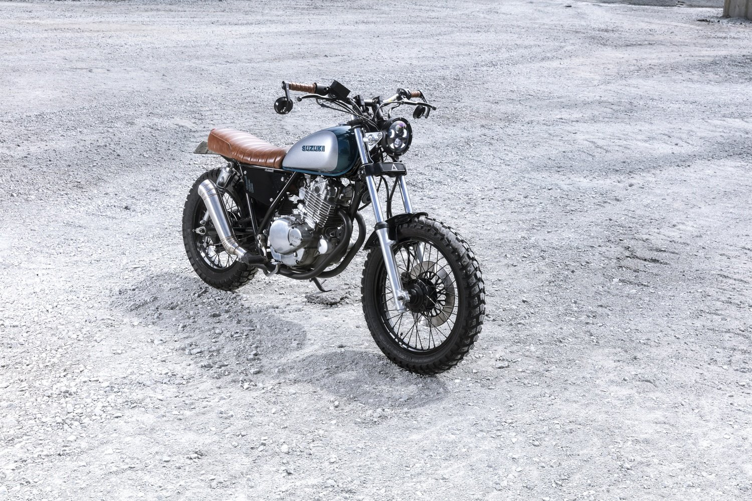 How to Build a Scrambler - A Guide on What it Takes to Build