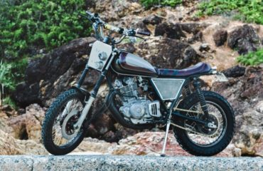 How to build a scrambler australia custom motorcycles