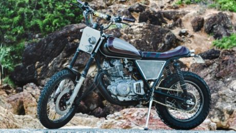 How to build a scrambler australia custom motorcycles
