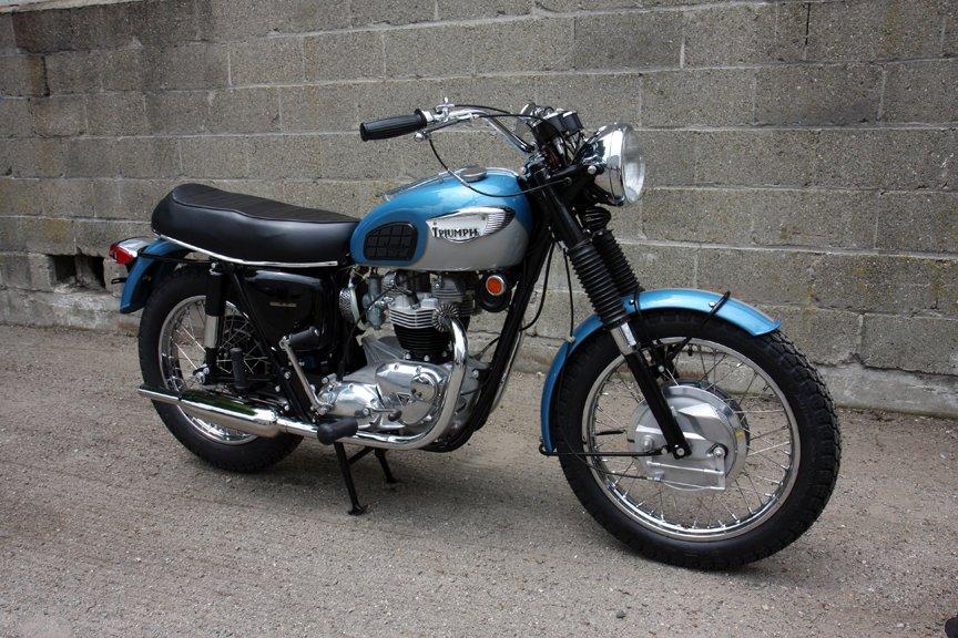 1968 triumph tiger