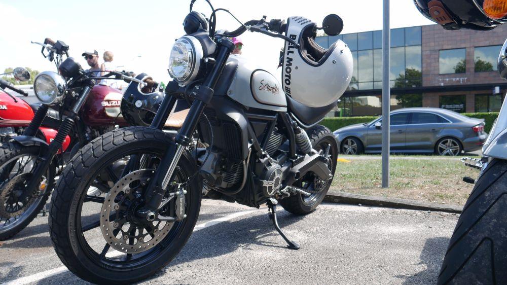 Custom Ducato Scrambler Gold Coast Australia