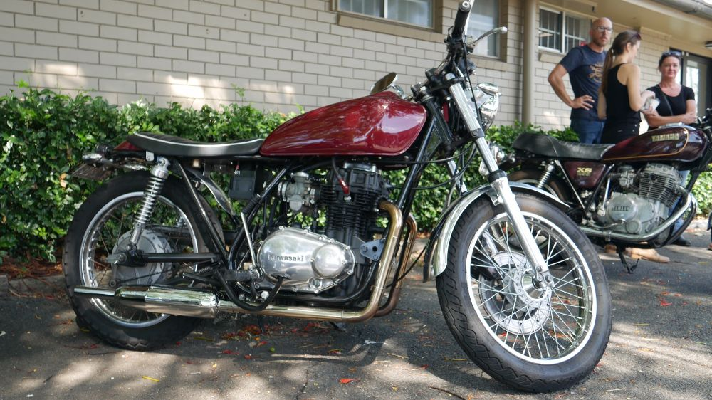 East Coast Iron Works KZ400