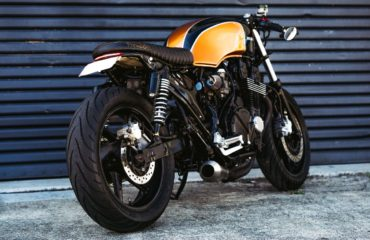 Cafe Racer Custom Honda CB750 Nighthawk Brat seat Parts and accessories