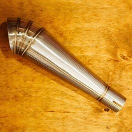 Highball Cone Scrambler Muffler - 43mm & 53mm