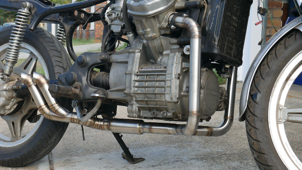 Mufflers For Your Cafe Racer Scrambler And Bobber Purpose Built Moto