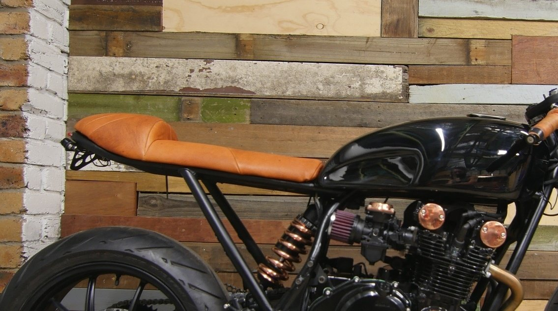 How to build a cafe racer or scrambler seat step by step guide diy cafe racer seat scrambler seat solutioingenieria Images