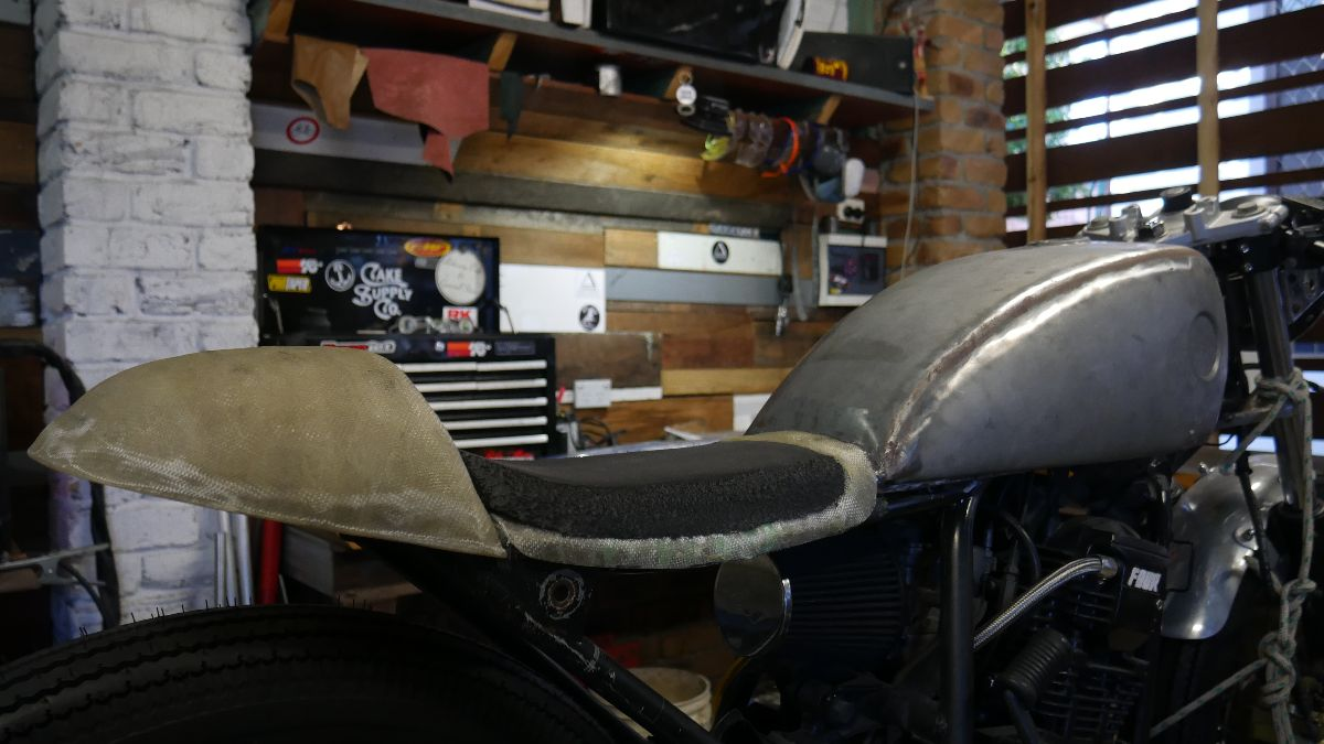 How To Make A Cafe Racer Tail Cowl