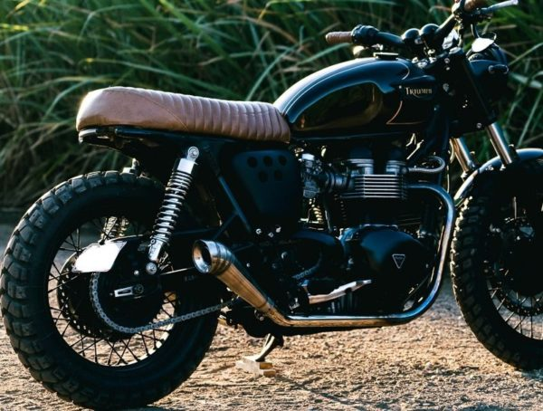 Custom Motorcycle Exhausts Australaia Parts Accessories Cafe Racer Tracker