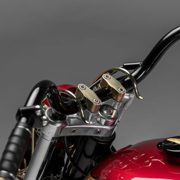 2 Button Handlebar Switch for Motorcycles