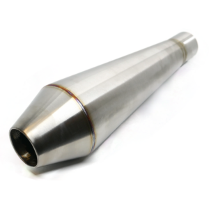 Custom Made Motorcycle Muffler 38mm