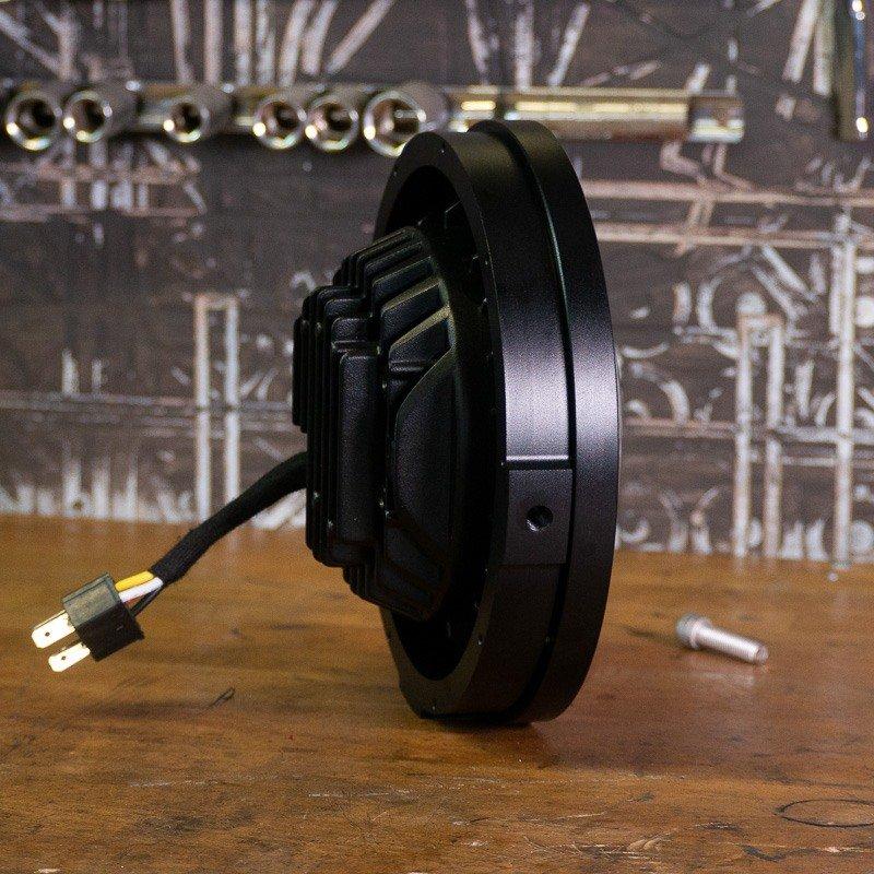 LED sportster headlight