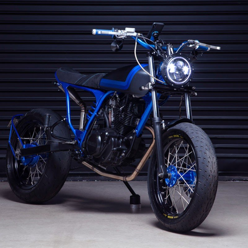 7 Flashpoint Motorcycle LED Headlight