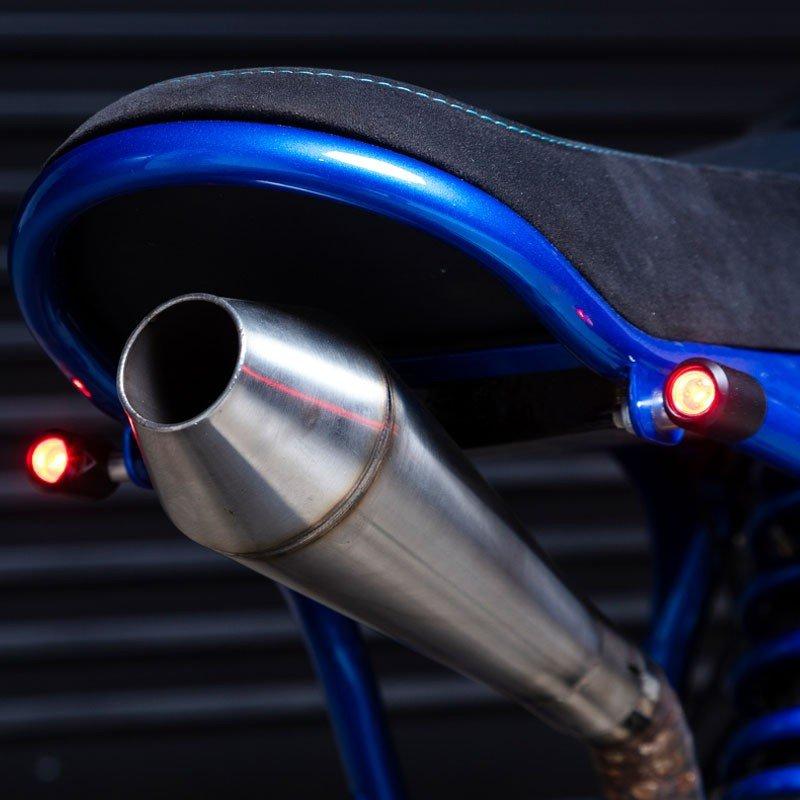 Custom Motorcycle Muffler