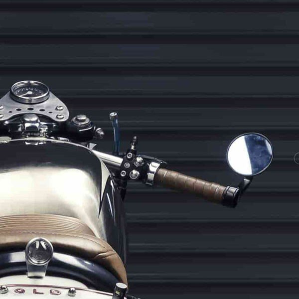 Handlebar Switch Buttons for Cafe Racers