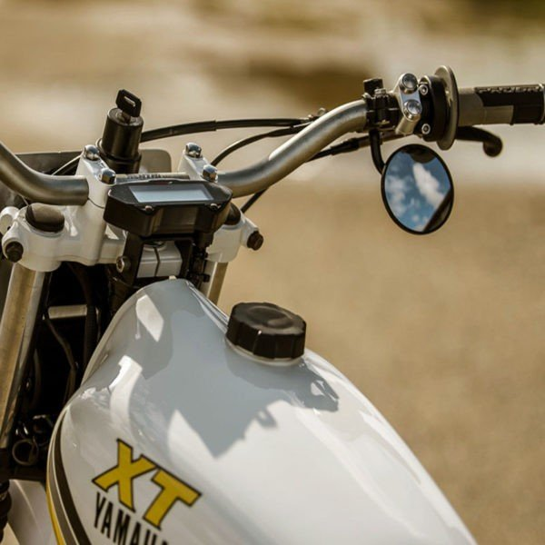 Handlebar push buttons for Yamaha