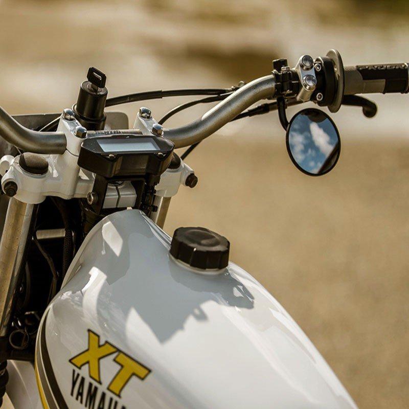 Handlebar push buttons for Yamaha