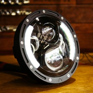 7 inch LED replacement headlight motorcycle parts australia