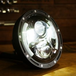 "Flashpoint LED Headlight 7"""