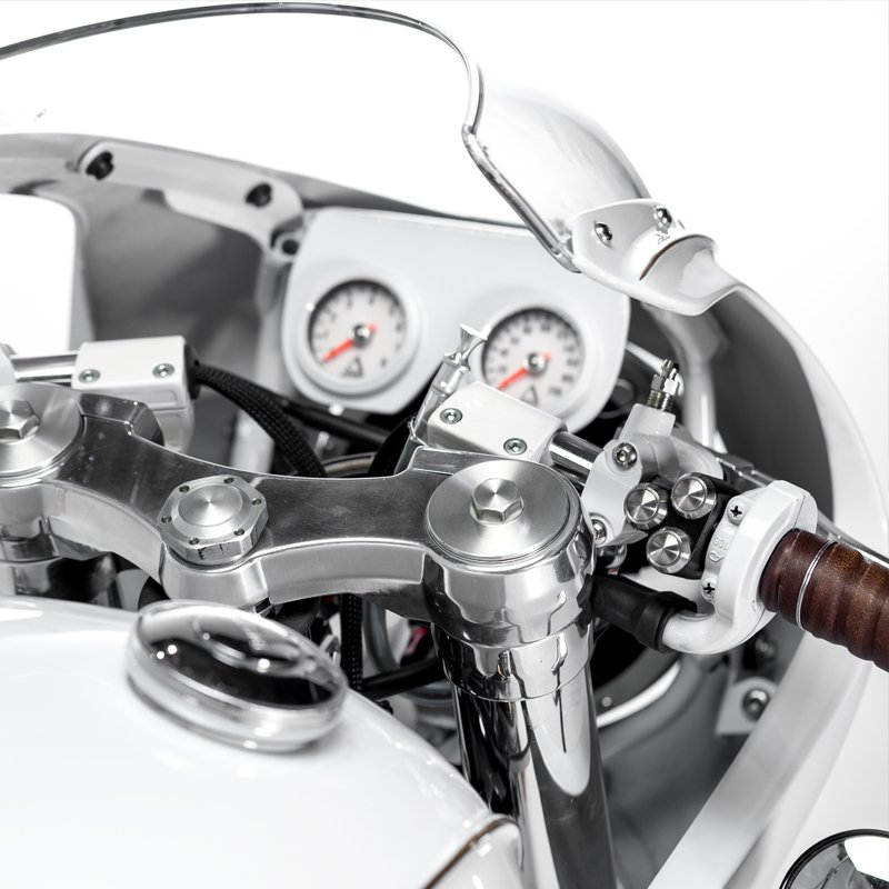 Switch Buttons for Motorcycle Handlebars