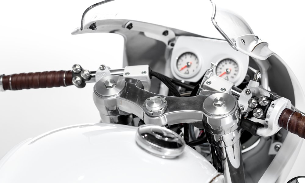 Handlebar Switch Buttons for Triumph