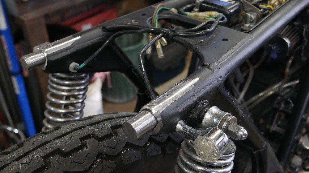 Purpose Built Moto cafe racer parts