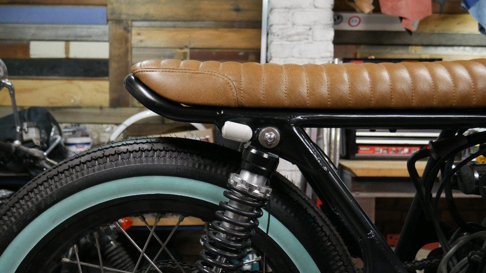 Fitting A Cafe Racer Tail Hoop To Your Project Purpose Built Moto