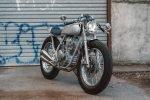 Yamaha Cafe Racer Parts Custom motorcycle gold coast