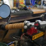 3 Button swicth block motorcycle custom parts