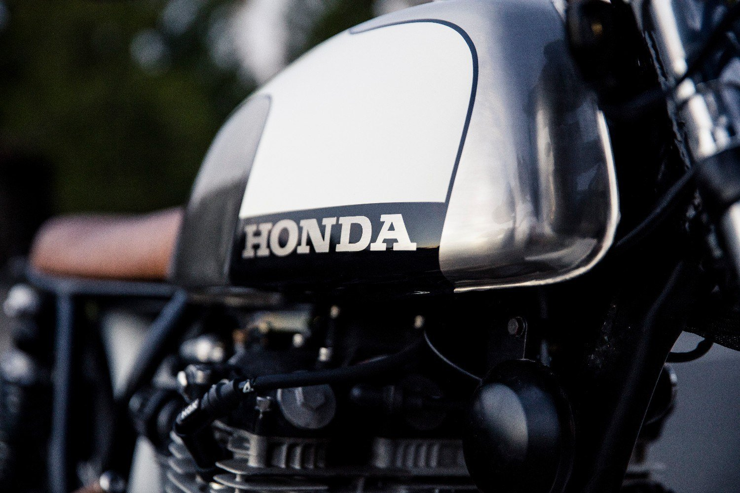 Honda CB cafe racer parts australia custom bike