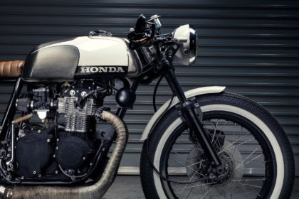 custom honda accessories and parts Cafe Racer Australia Hand made machines