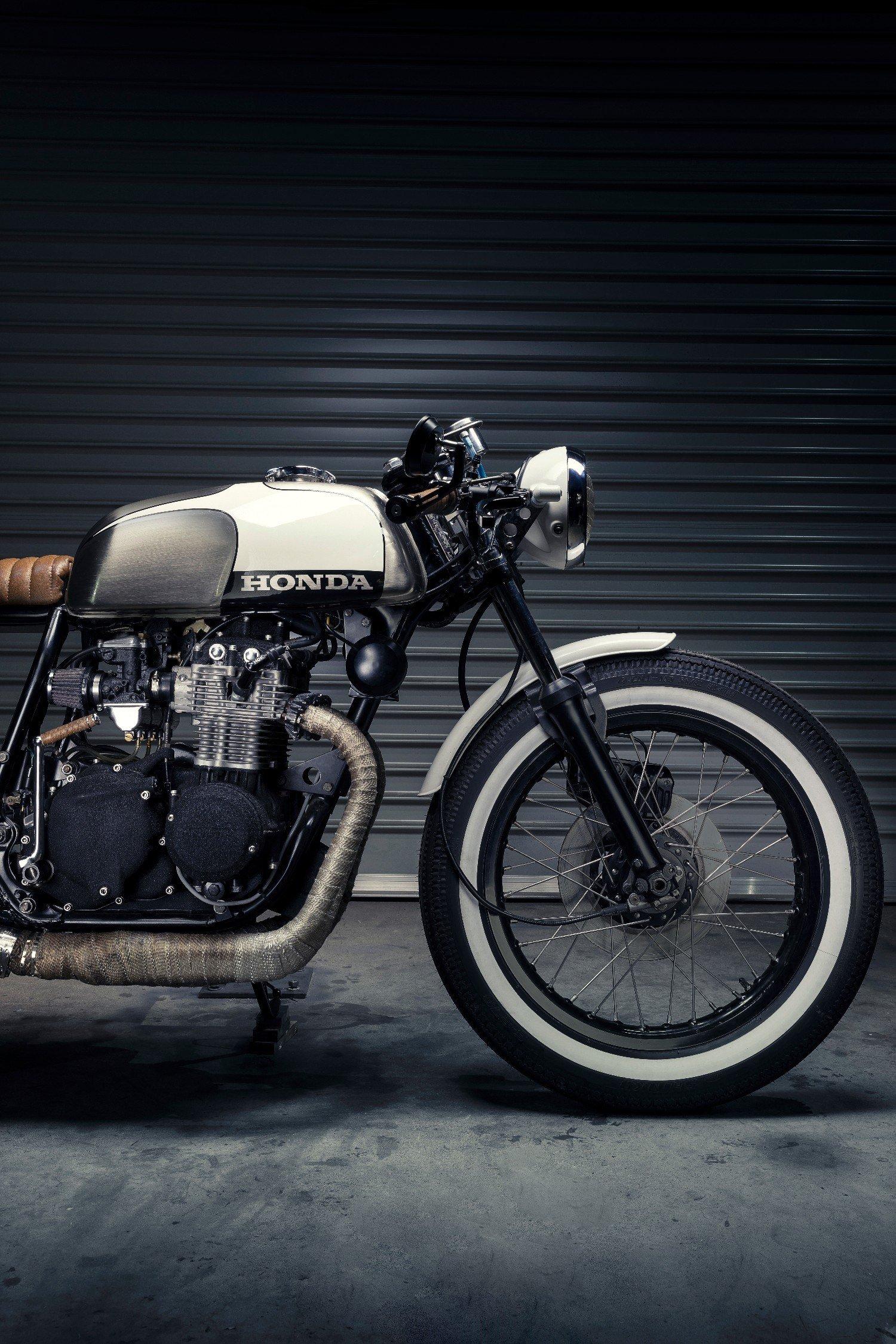 custom honda accessories and parts Cafe Racer Australia Hand made machines