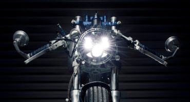 LED lights and accessories custom bike Handmade parts
