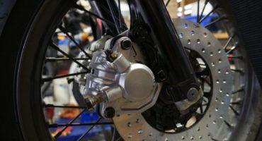 CX50 custo wheels and brakes