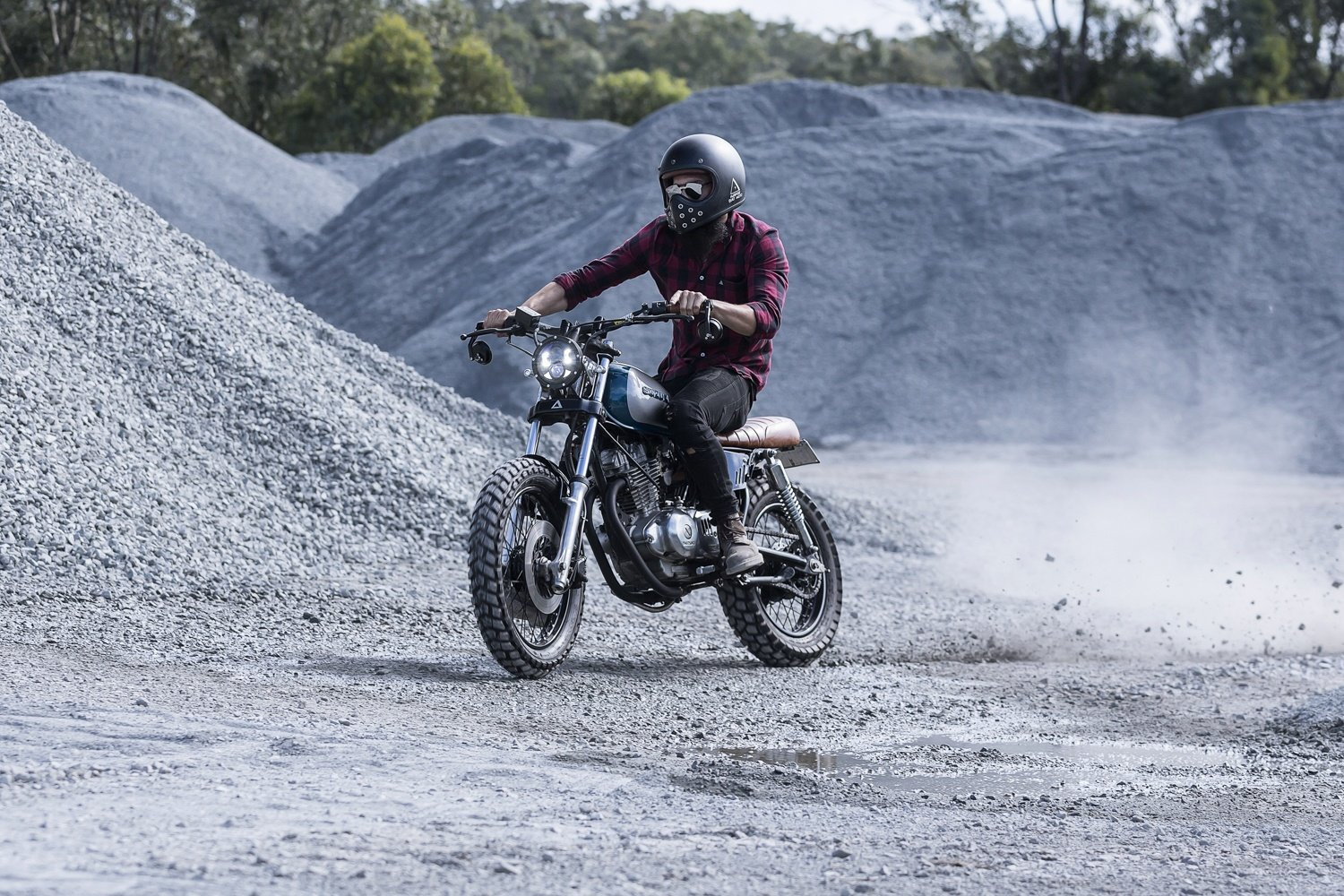 Cafe Racer Scrambler products